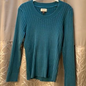 Sonoma Teal Sweater